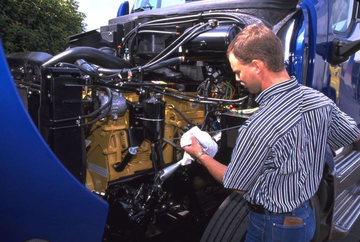 Can the right engine oil save you money? - HDT file photo