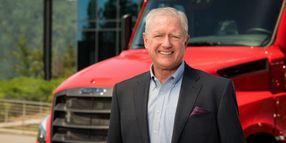 Q&A: DTNA's O'Leary on Electric Trucks, Vocational Market, and More