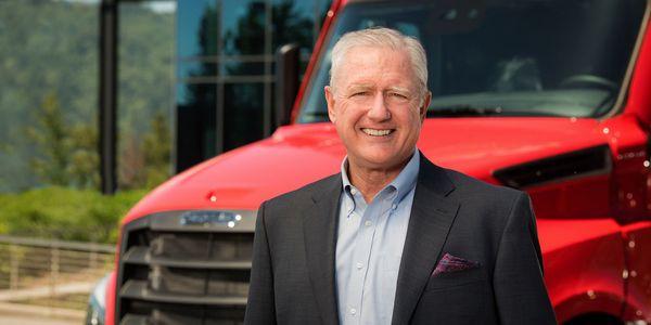 John O'Leary took the helm at Daimler Trucks North America April 1.
