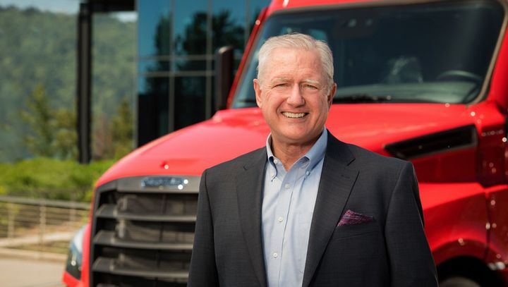 John O'Leary took the helm at Daimler Trucks North America April 1. - Photo: Daimler Trucks North America