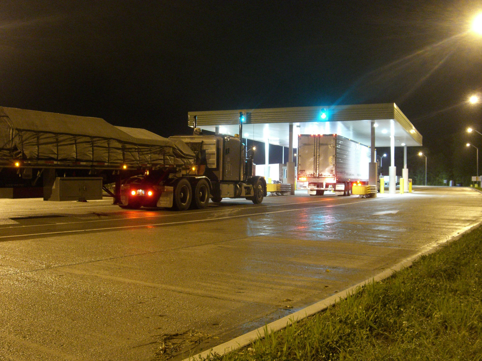 CVSA Ponders Driverless-Truck Enforcement