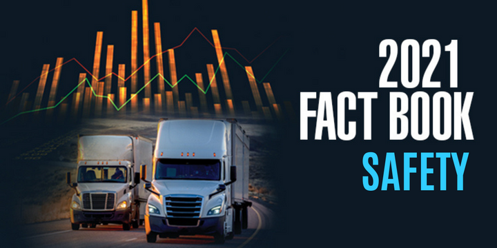 Heavy Duty Trucking's annual Fact Book issue is designed to provide a snapshot of the current state of the industry, where it's been, and where it's going. These numbers can help you in planning and benchmarking your fleet, and in telling trucking's story to others. - Graphic: HDT