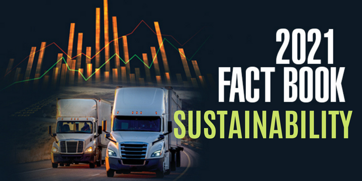 Heavy Duty Trucking's annual Fact Book is designed to provide a snapshot of the current state of the industry, where it's been, and where it's going. These numbers can help you in planning and benchmarking your fleet, and in telling trucking's story to others. - Graphic: HDT