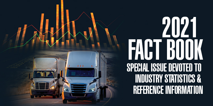 The Numbers That Define the State of Trucking