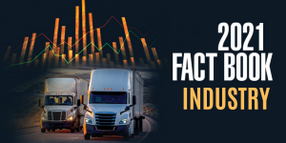 2021 HDT Fact Book: Trucking Rides High on Economic Recovery