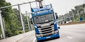 Can 'Electric Highways' Help with Zero Emissions Truck Goals?