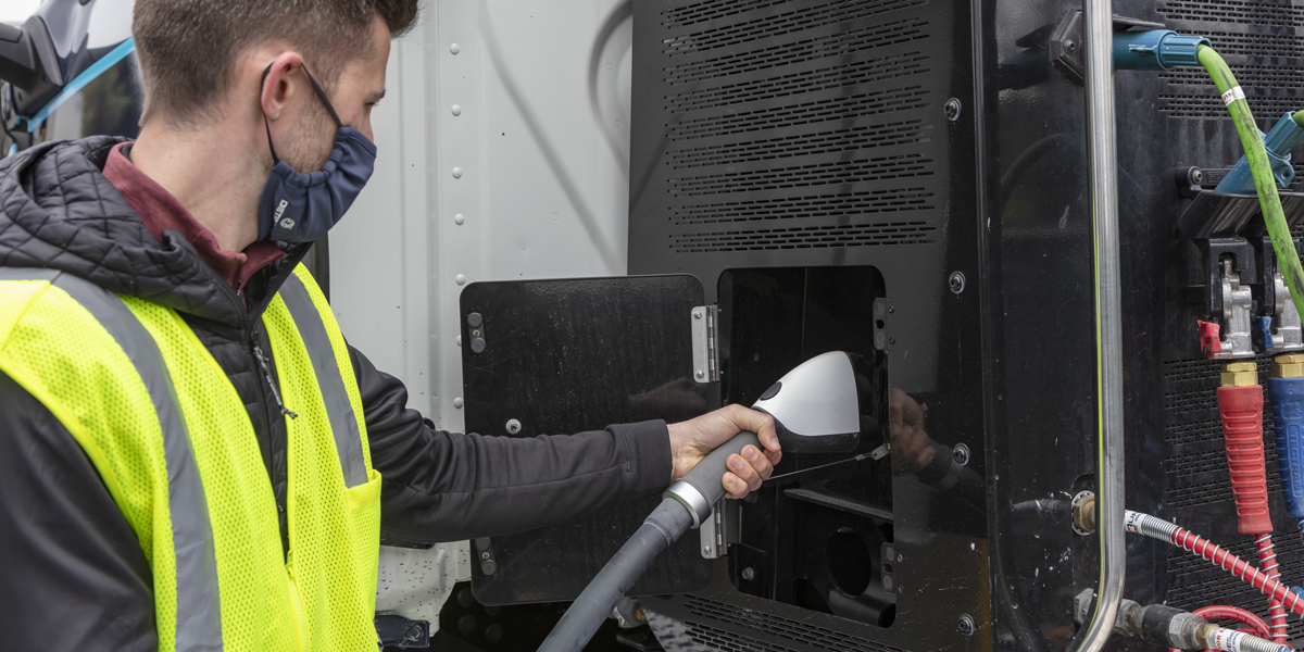 Electric Truck Ecosystem: What it Takes to Run BEVs