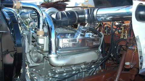 Diesel internal combustions have come a long way since Rudolph Diesel fired up the first one...