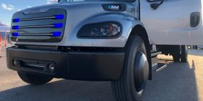 What Will Electrification Mean for Truck Tires?