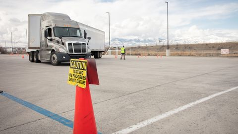 New entry-level driver training requirements call for range instruction to cover seven topics,...