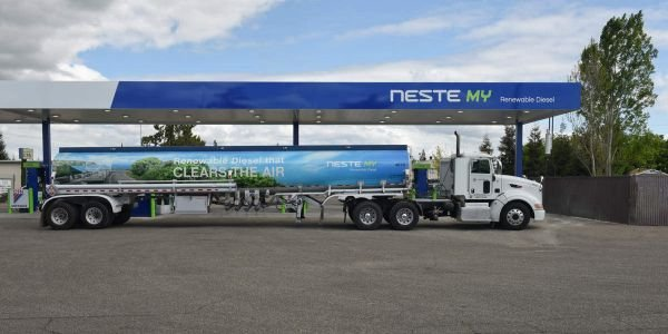 Renewable diesel can be used without engine modification and can be distributed through existing...