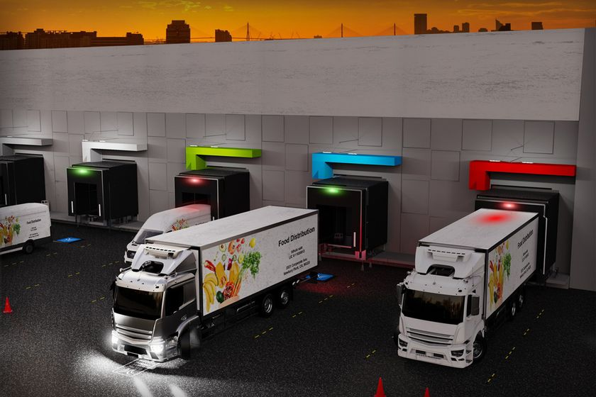 Wireless charging pads can be embedded in pavement allowing trucks to charge without cumbersome...