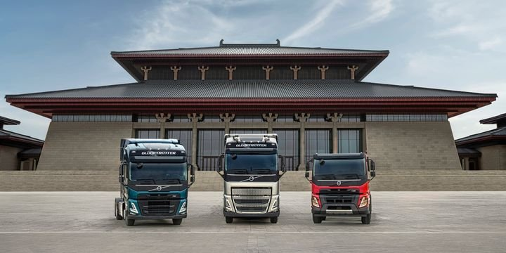 Volvo's newFH,FM andFMX trucks will be built in Taiyuan for customers in China. - Photo: Volvo