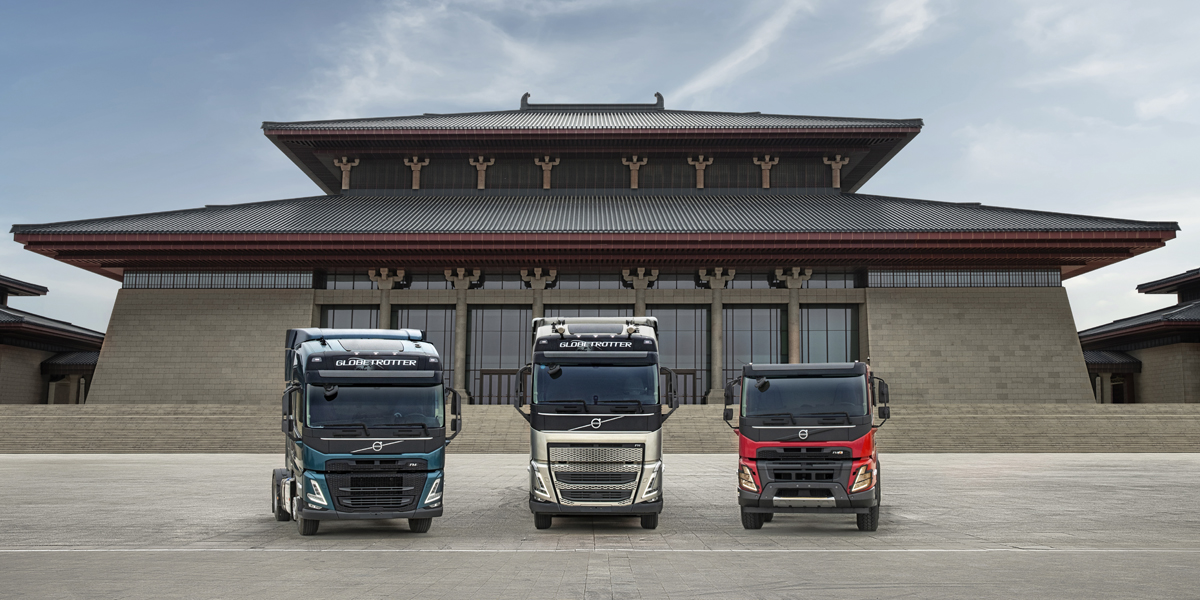 Global News Roundup: Volvo Building Trucks in China