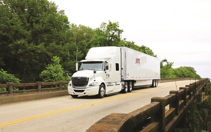 AMX decided to focus on finding drivers who were more likely to stay with the company, even if it means some empty trucks.  - Photo courtesyAlabama Motor Express
