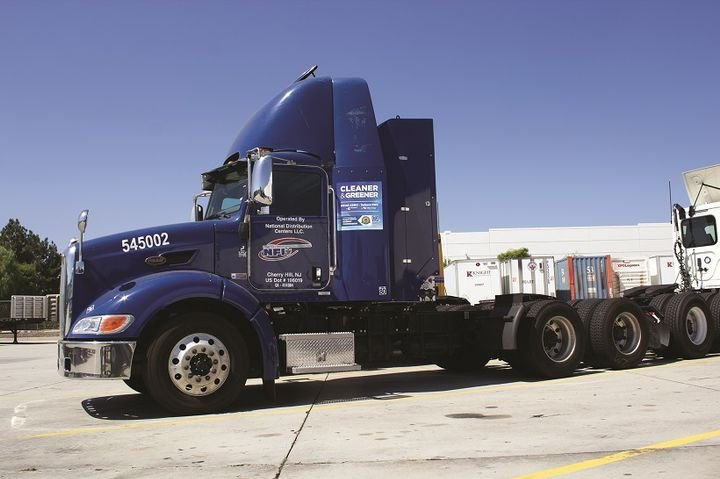 NFI is testing electric trucks in drayage operations and uses natural gas power in some locations.  -