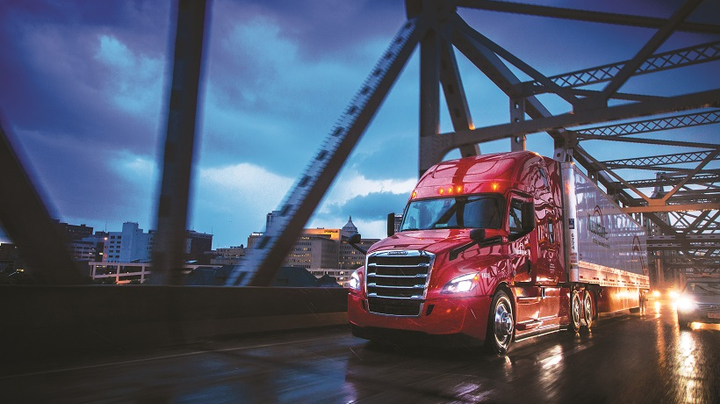 Nussbaum Transportation specs highly fuel-efficient equipment and developed its own driver scorecard to reward fuel economy and safety.