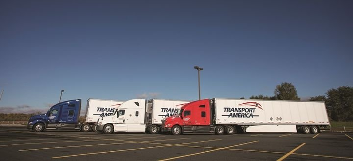 Transport Corporation of America is working to maximize payloads and freight efficiency.
