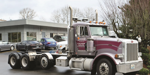 Becker Trucking operates about 50 trucks and 150 trailers, many of which are specialized and...
