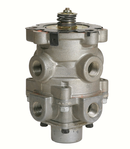 There are some dash valves that have trip pressures or pop pressures, and if those pressures are incorrect, it's pretty apparent when you push or pull them. - Photo courtesy Bendix