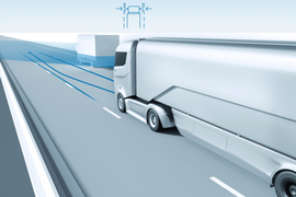 Bosch Demonstrates Emerging Safety, Self-Driving Technology