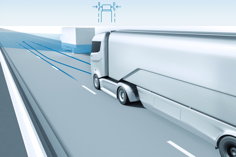 The first fully autonomous trucks are likely to operate from hubs based outside major population...
