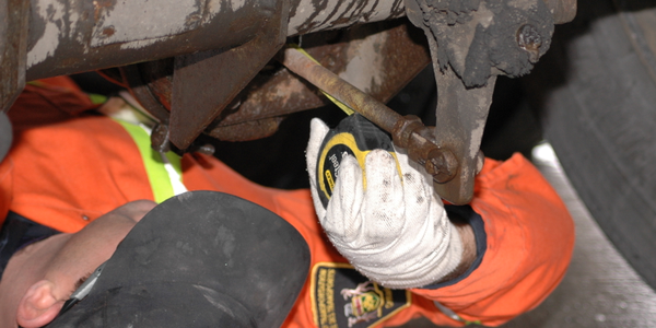 While the vast majority of trucks inspected during CVSA's Brake Safety Week passed roadside...