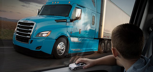 A Truckload of Safety Technology