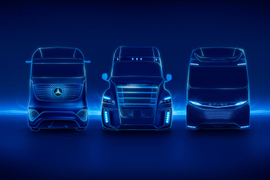 Daimler Talks Truck Sales, Tariffs, and Globalism