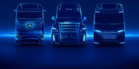 Daimler Talks Truck Sales, Tariffs, and Globalism