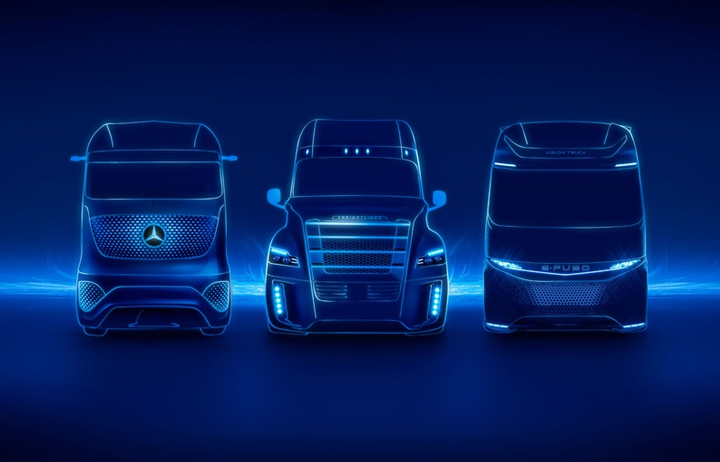 Daimler Trucks executives spoke about its plans for the future of trucks as well as the effects of tarriffs and trade wars at its Captial Market & Technology Day media Q&A.