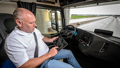 Autonomous trucks could potentially change the entire industry and it may affect trucking jobs...
