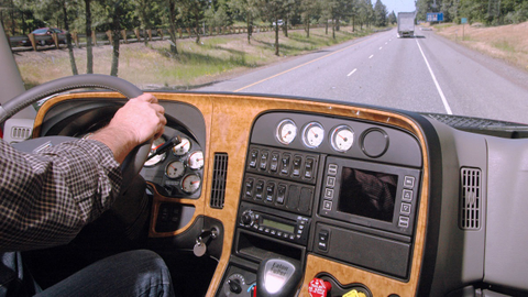 When we consider how little touch many truck drivers receive, whether it's because of time spent...