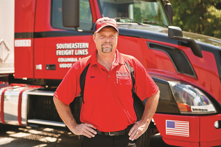 Southeastern Freight Lines says company cultures and values are key to retention.