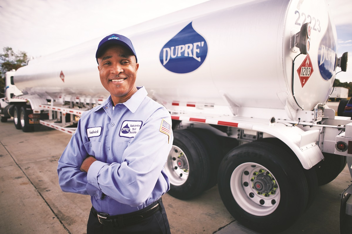 "Dupré found ""success often depended on the type of driver we hired. Were they who we were looking for, or were they general-freight drivers?"" says Tony Becnel, director of operations.