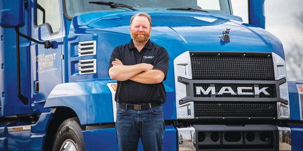 A pursuit of the latest fuel economy technology led Jamie Hagen to a close, two-way relationship...