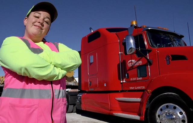 Women Drivers Take on Oversize Freight at Lone Star Transportation