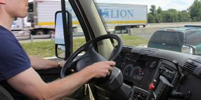 IIHS Urges Caution on Younger Truck Driver Pilot Programs