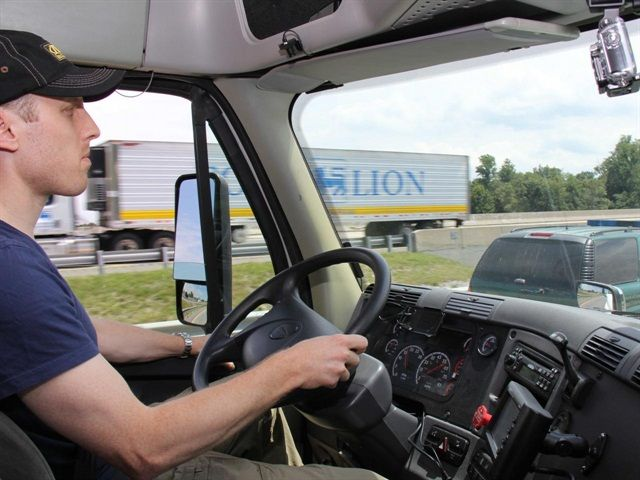 There may not be any workforce that deals with more stress on an ongoing basis than over-the-road truck drivers.
