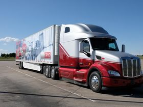 Test Drive: Peterbilt's Fuel-Saving Model 579