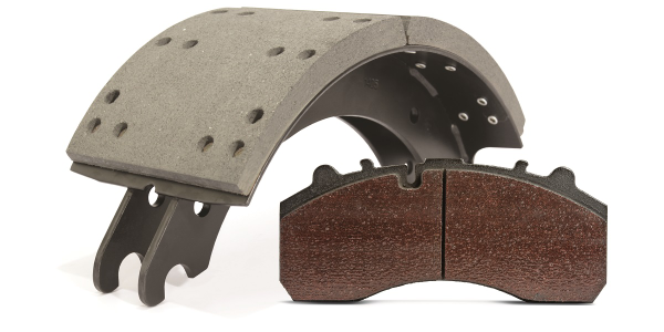 Edge markings on brake lining material are not indicators of lining quality or performance. The...