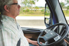 Test Drive: With Early Autonomous Tech, Drivers Are Still Required