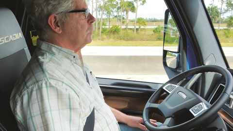 Equipment Editor Jim Park goes hands-free with Daimler's Lane Keep Assist – but LKA is not meant...