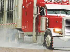 Tires built for trucks after 2021, when GHG Phase 2 kicks in, will have to be more efficient, with less rolling resistance, but they will still have to meet fleets' expectations for tread wear and tire life.