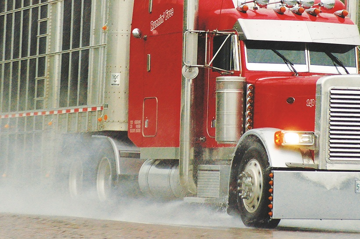 Tires built for trucks after 2021, when GHG Phase 2 kicks in, will have to be more efficient, with less rolling resistance, but they will still have to meet fleets' expectations for tread wear and tire life.  - Photos: Jim Park