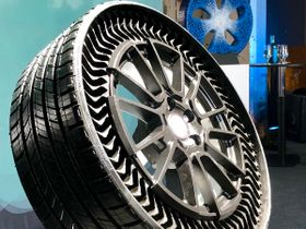 Michelin Executive Talks Airless Tire and Sustainability