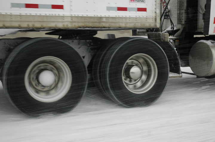 Winter driving poses its own problems, and tires designed to meet the fuel efficiency standards of the second phase of greenhouse gas regulations will still need to perform in snow. 