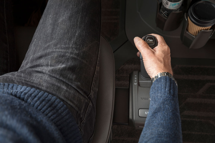 Automated transmissions offer advantages for many applications.  - Photo: Volvo