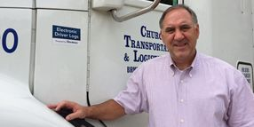 Q&A: Fenn Church on ELDs, Infrastructure, and Trucking in Alabama