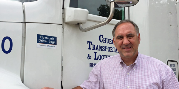 Fenn Church is the Alabama Trucking Association's chairman for fiscal year 2018-'19 and began...